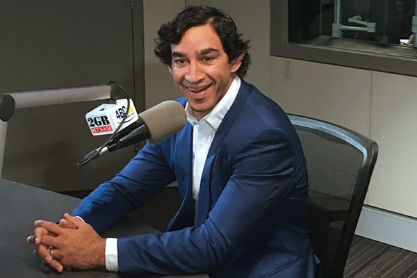 Article image for Empty stadiums won't impact the quality of the game: Johnathan Thurston