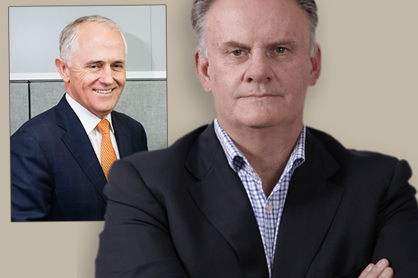 Article image for 'He's deluding himself': Mark Latham on Turnbull's 'miserable ghost' outburst