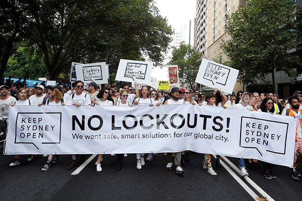 Is this the beginning of the end for Sydney's lockout laws?