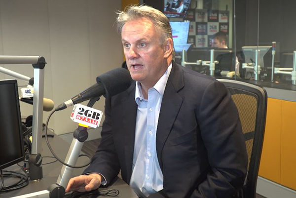 Mark Latham slams border closure's 'torture' of regional NSW