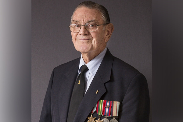 WWII veteran's risk-taking mission finally given the reward it deserves