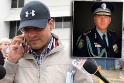 Commissioner admits police stuffed up in allowing bail for alleged child rapist