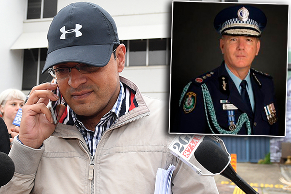 Article image for Commissioner admits police stuffed up in allowing bail for alleged child rapist