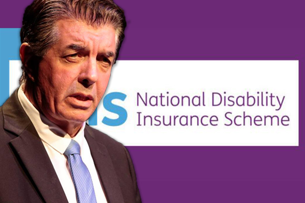Minister admits NDIS is leaving some families worse off