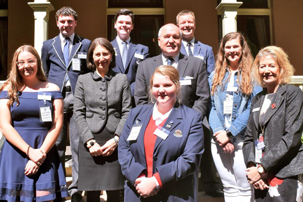 Students embark on 'life-changing' ANZAC journey