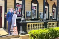 Dubbo pub cracks open a special surprise for the royal visit