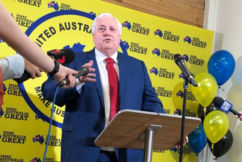 Clive Palmer gives fugitive nephew a new role