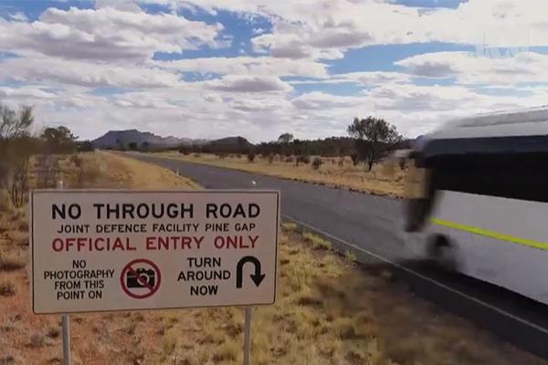 Aussie drama delves into the mystery of Australia's most secretive facility