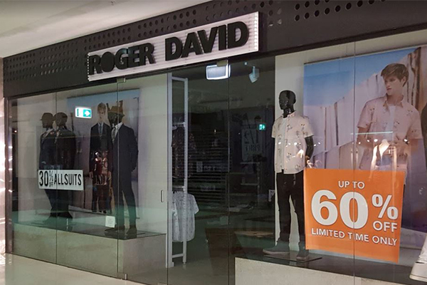Iconic retailer Roger David to close 57 stores as no buyer comes forward