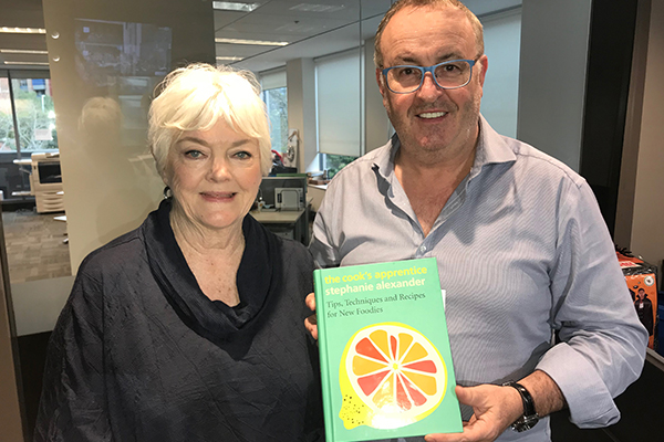 Article image for Australian cooking icon Stephanie Alexender releases a second essential guide
