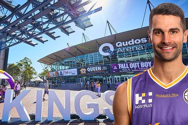Article image for 'The glory days are right now': Sydney Kings captain expecting biggest NBL season ever