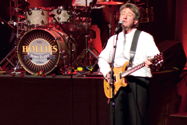 The Hollies: Original drummer Bobby Elliott shares the story behind the band
