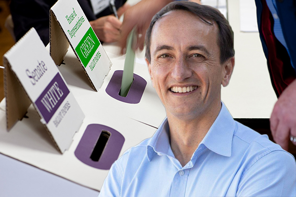 'One of the finest candidates to be unearthed in recent times': Who is Dave Sharma?