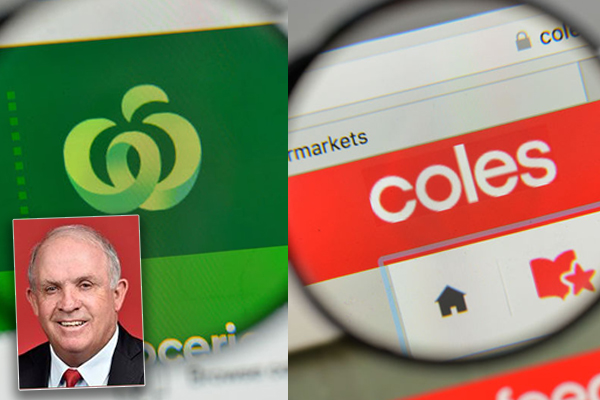 Article image for Calls for royal commission into Coles and Woolworths over damaging milk war