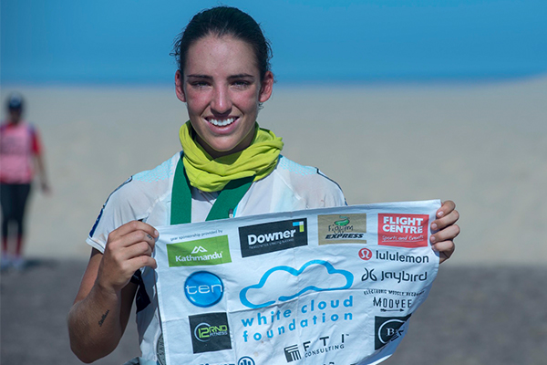 22yo racing to make history in 1000km desert run