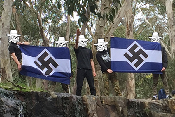 No room for Nazis: Senator wants extremists booted