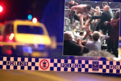 Police officers attacked by drunk UFC fans