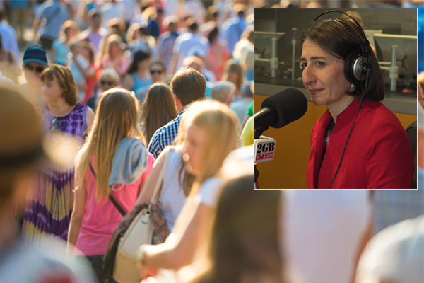 Premier calls for return to 'Howard era' immigration levels