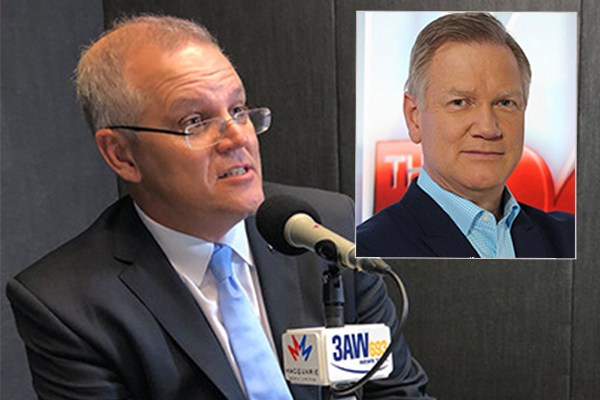 Andrew Bolt: 'If the government backs down, it will look weak'