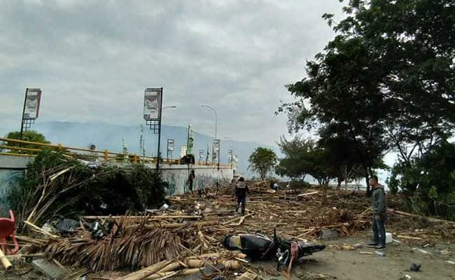 Red Cross is helping Sulawesi's devastated people