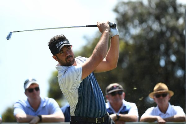 Athlete by day, Uber driver by night: Professional golf isn't glamorous for Adam Stephens