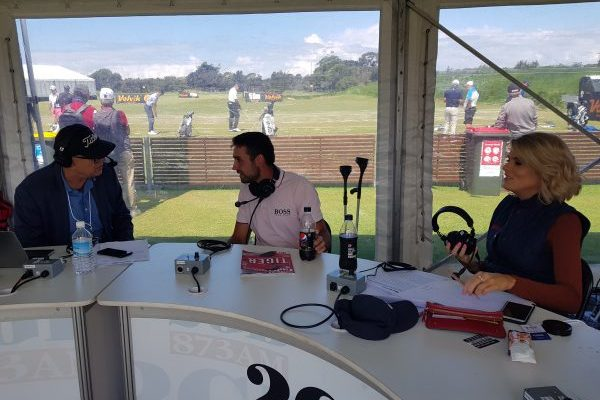 The Weekend Edition live from The Australian Open Golf