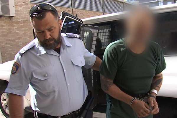 Article image for Anthony Sampieri charged over alleged rape of 7yo girl at Kogarah