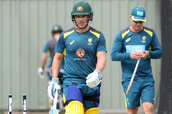 Aaron Finch previews the upcoming ODI series against South Africa