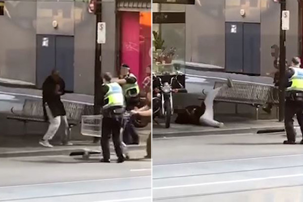 How does Australia move on from the Bourke Street terrorist attack?
