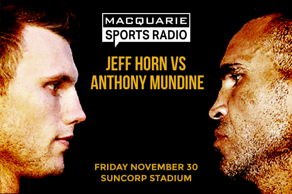 Ray Hadley to call Horn vs Mundine, LIVE and FREE