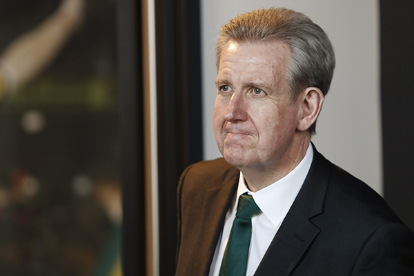 Barry O'Farrell returns to the spotlight with 'massive opportunity'
