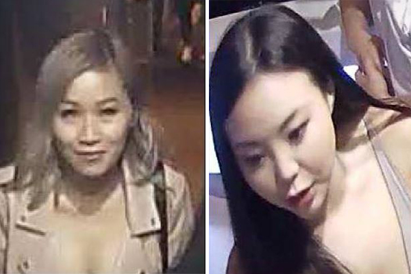 CCTV images released after woman stabbed in Sydney's west
