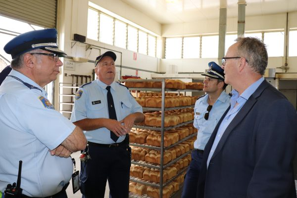 Courtesy of CSNSW - Tour of Long Bay CSI Reg Boys Bakery (5)