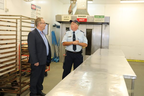 Courtesy of CSNSW - Tour of Long Bay CSI Reg Boys Bakery with Mark Yates (2)