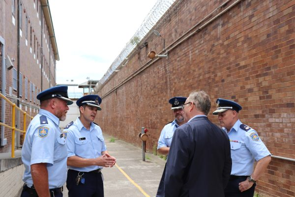 Courtesy of CSNSW - Tour of Long Bay Correctional Centre (9)