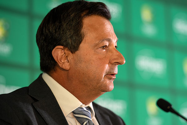 Article image for Cricket Australia Chairman David Peever resigns