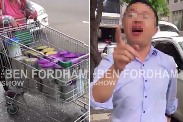 Article image for EXPOSED | Cops called after another baby formula buy up