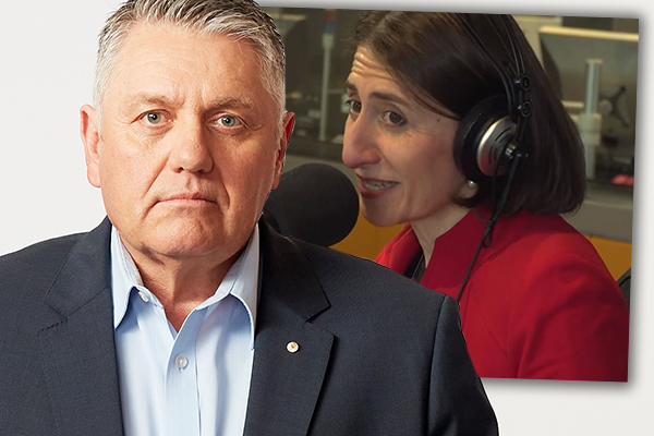 Article image for 'I'll be up your party like a rat up a drainpipe': Ray slams Premier over 'complete lack of judgement'