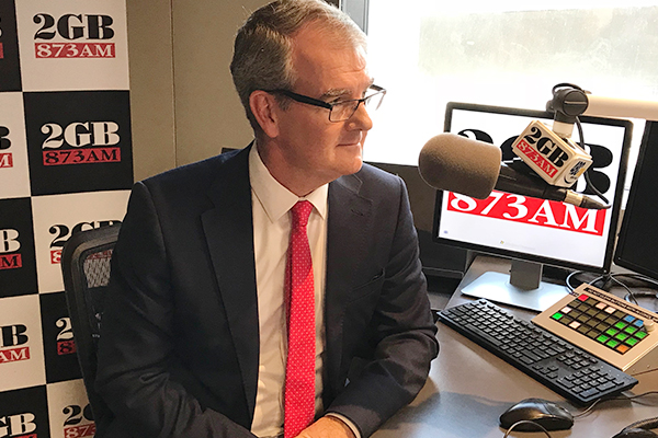 Article image for New state Labor leader says people are 'walking away from politics'