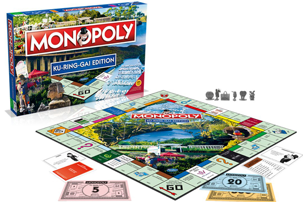 Article image for Sydney council releases a personalised version of Monopoly