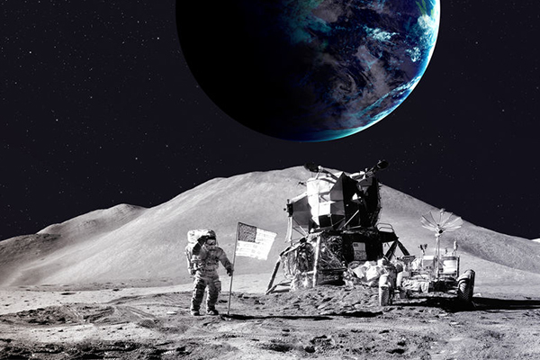 Article image for 50 years since we landed on the moon: Why has it been so hard to return?