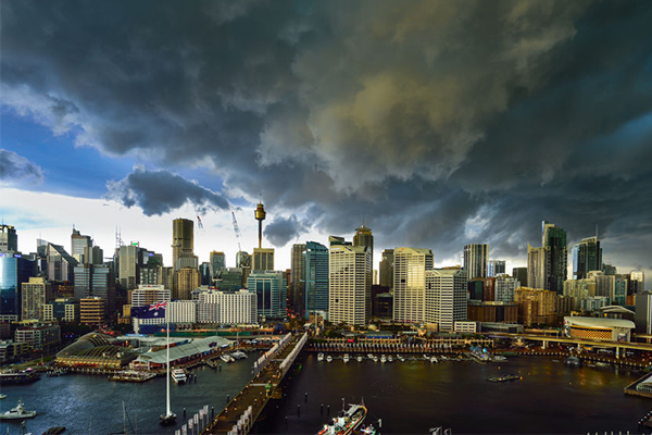 Article image for Health authorities issue asthma warning for NSW ahead of storms