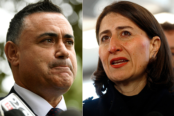 Senior ministers come out against Premier in support of divisive law