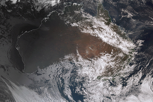 Article image for Brace yourselves, Sydney is expecting an onslaught of rain