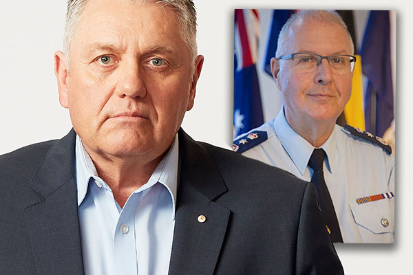 Article image for Ray slams 'least informed' commissioner after shambolic parliamentary appearance
