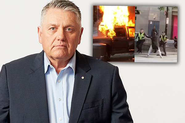 Ray Hadley unleashes on Islamic leader following Bourke Street attack