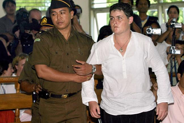 First of the Bali Nine drug smugglers to walk free from jail