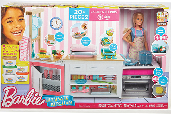 Article image for Can you spot what's wrong with this Barbie?