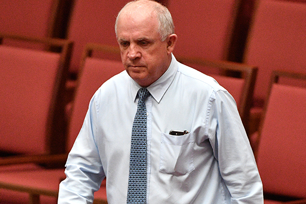 Article image for 'The rorting is over': Senator Williams hopeful banks will 'lift their game'