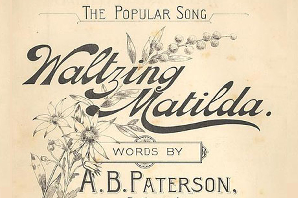 Article image for The original version of Waltzing Matilda sounds nothing like the song you know